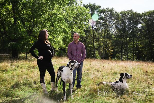 Brittany & Chris Maternity 9.15.13