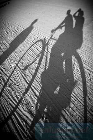 Die Radtaxis von Quelimane