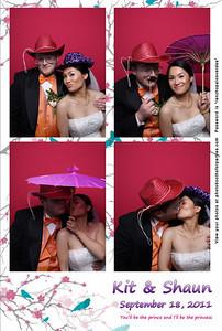 Kit and Shaun's Wedding
