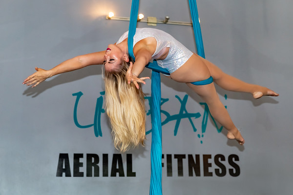 Urban Aerial Fitness July 2018
