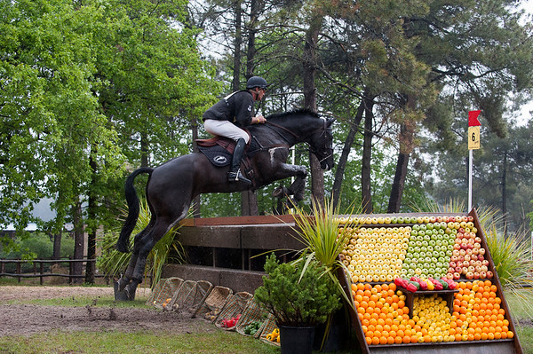 EVENTING SAUMUR 2012 / CONCOURS COMPLET