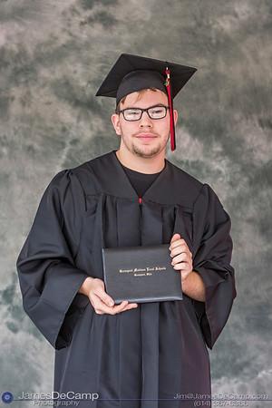 2020 Graduates 9 AM -> 10 AM