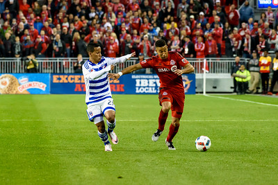 Toronto FC vs FC Dallas