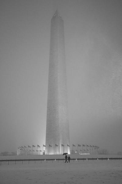 Jan. 22nd - Washington Monument