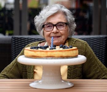 Great Grandma's 89th Birthday