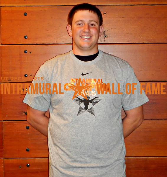 FALL RACQUETBALL Men's Singles B Champion  Gregory Lyons