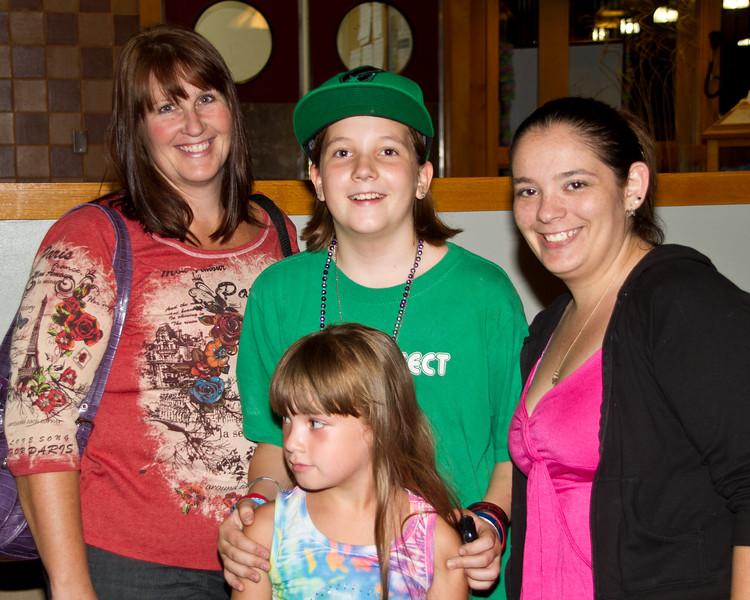 Fosler Cousins Reunion 2011