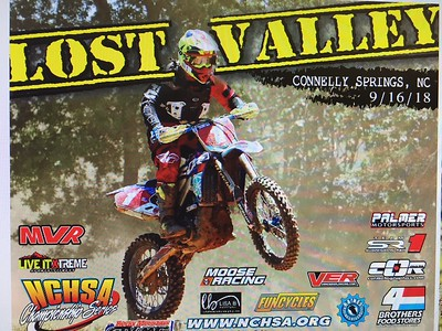 NCHSA 2018 Rd 15 Lost Valley II