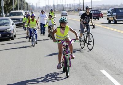 Bici Familia Adam (Santa Maria): Oct 2015