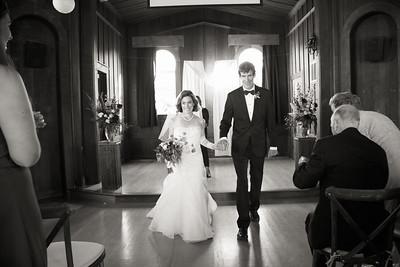 Gillian + Kevin