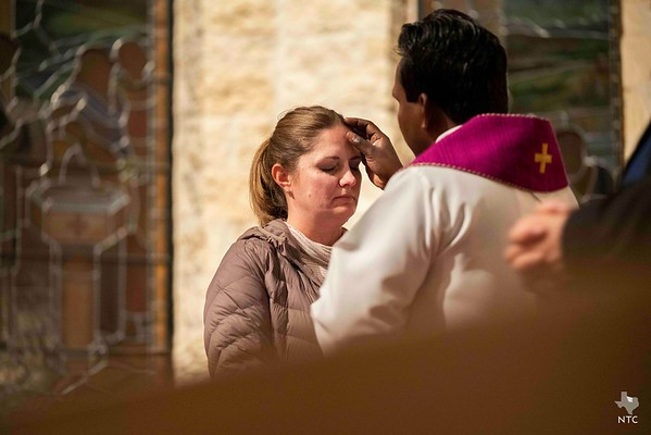 Healing Mass at Holy Redeemer Parish