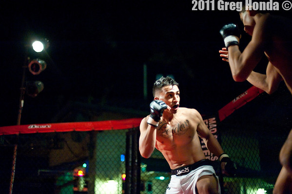 Sebastian Mariconda vs Arnold Berdon