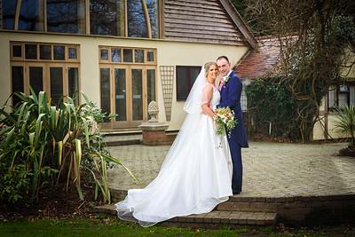 Hazel and Barry's Wedding