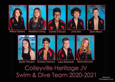 Colleyvill & Grapevine Swim Dive 2020
