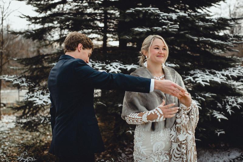 Requiem Images - Luxury Boho Winter Mountain Intimate Wedding - Seven Springs - Laurel Highlands - Blake Holly -553.jpg