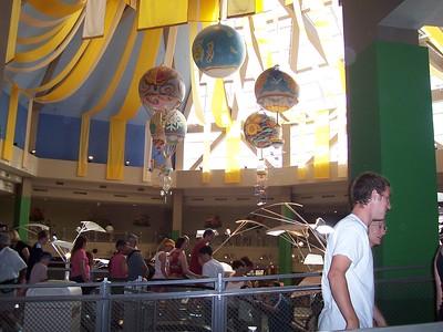 June 2006 at Epcot