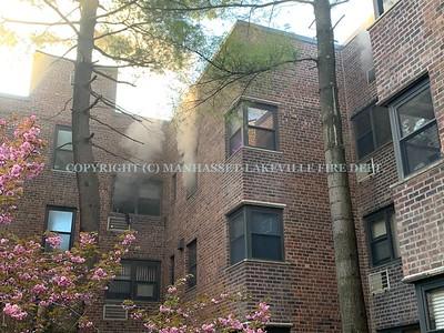 April 29, 2020 - 50 Brompton Road [Apartment Fire]