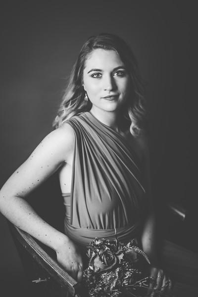 Green Dress 026bw - Nicole Marie Photography.jpg