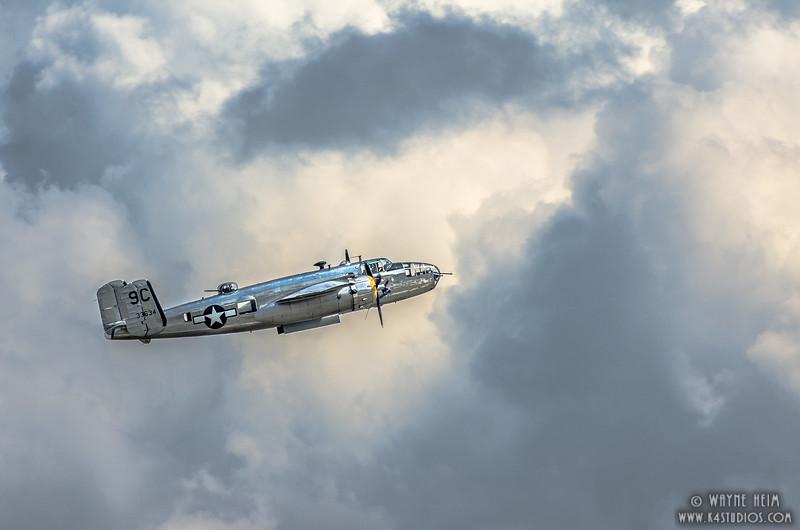 B-25 -- Photography by Wayne Heim