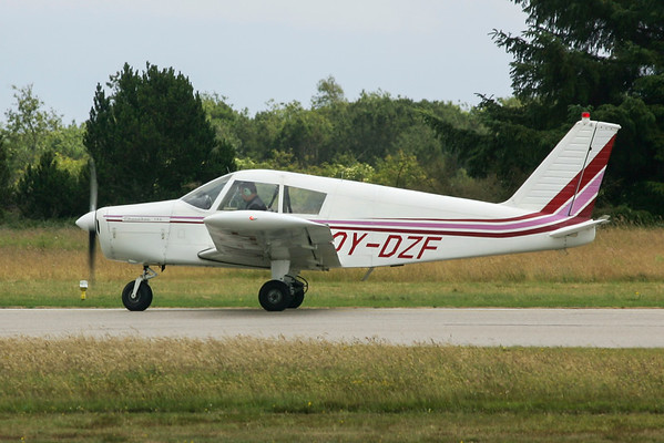 OY-DZF - Piper PA-28-140 Cherokee