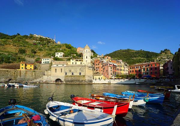 Rapallo & Cinque Terra Italy