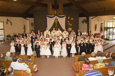 2008 Epiphany 1st Communion