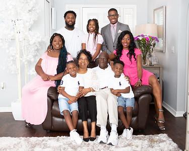 Marva & Family