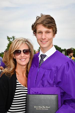Brandon's High School Graduation   June 12, 2017
