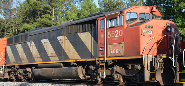 Aberdeen, Carolina & Western Railroad