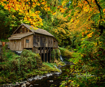 Grist Mill - Washington
