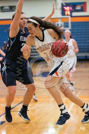 Wheaton College Women's Basketball vs Elmhurst, February 4, 2017