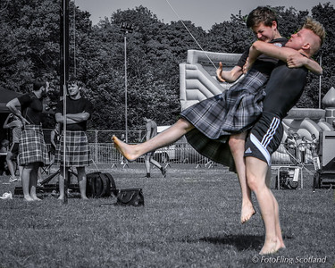 The 2016 Helensburgh & Lomond Highland Games