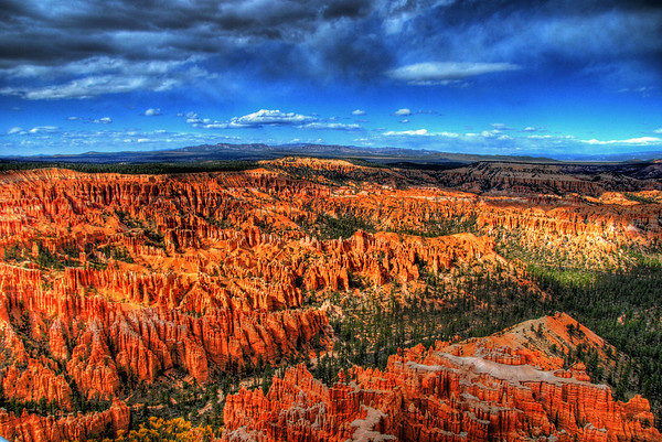 BRYCE CANYON NATIONAL PARK HDR