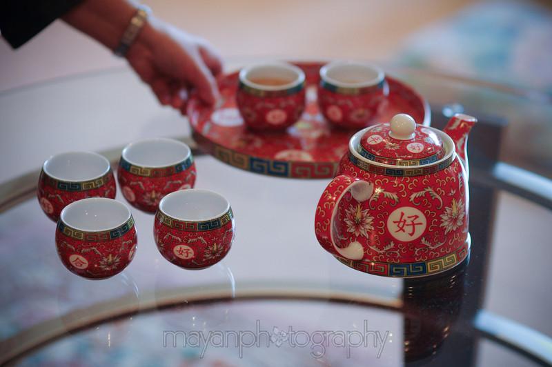 Tea Ceremonies - Oct 12 09