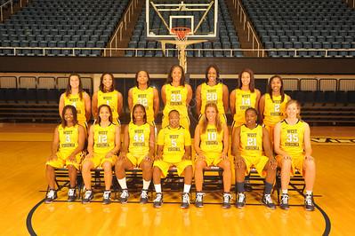 27100 Women's Basketball Team photo