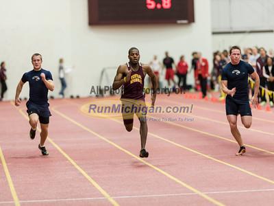 Sprints - 2013 CMU Open Indoor Track