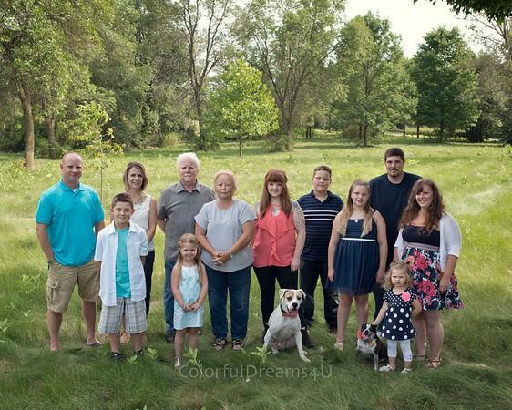 Kate's Family