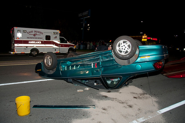 East Dundee Rollover - Sept. 18, 2010