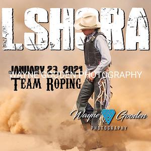 LSHSRA Team Roping Jan 23 2021