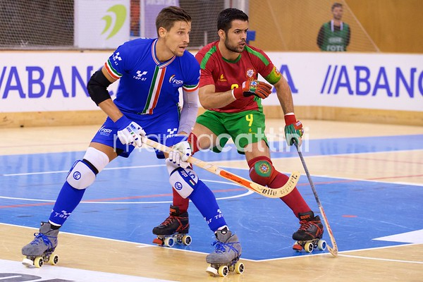 day8 semifinals: Portugal vs Italy