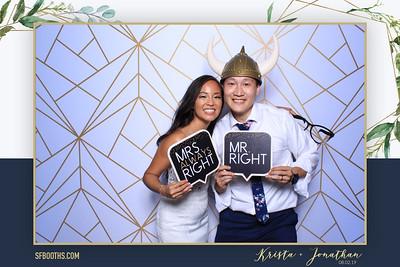 Krista & Jonathan's Wedding - August 2, 2019