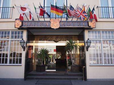 Swakopmund - Hansa Hotel
