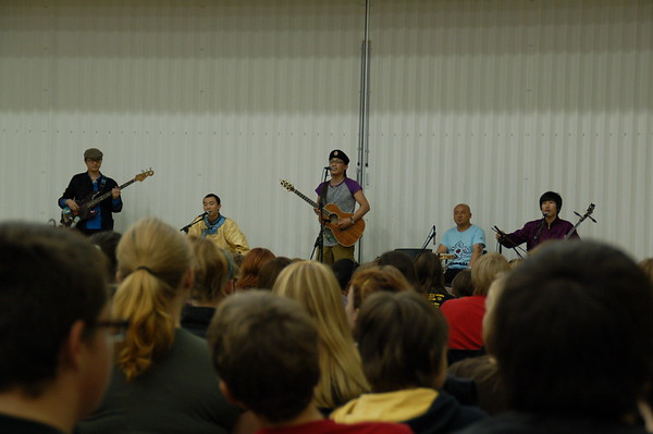 Hanggai - September 24, 2009