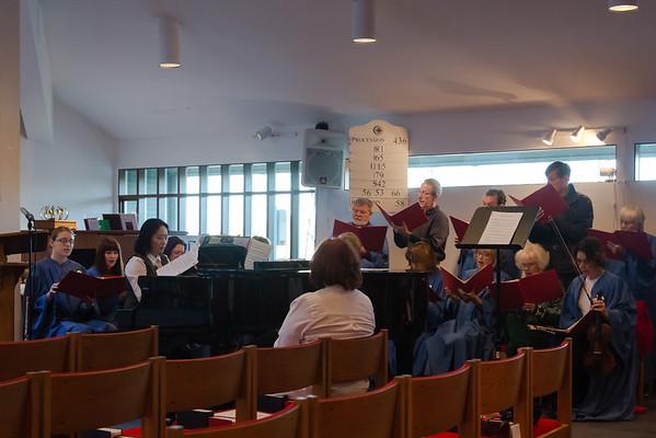 Dec 2013 - Holy Cross Lessons & Carols