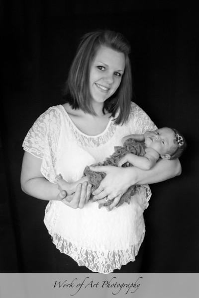 Ember's Newborn Portraits