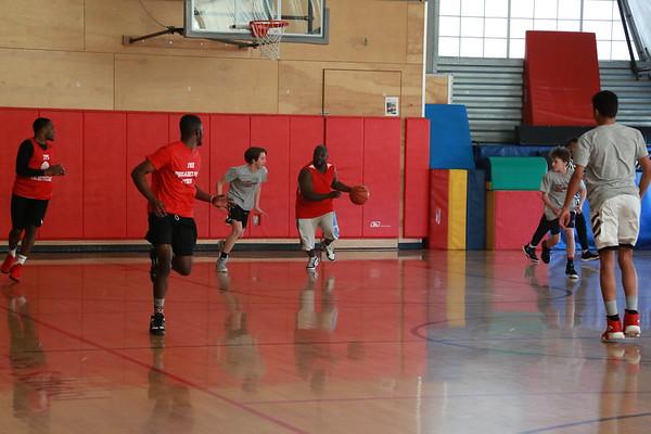 8th Grade Faculty Basketball