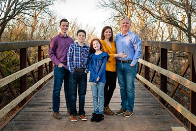 McElroy Family Photo shoot