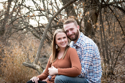 Kelsey & Nathan Engagement Choices
