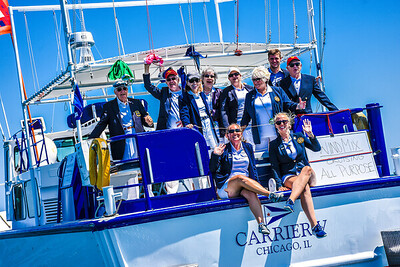 2019 Race to Mackinac, Presented by Wintrust: Cruising Division Start
