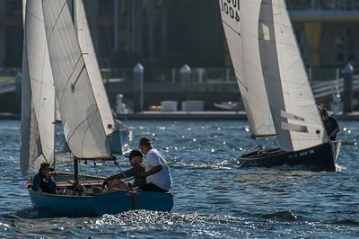 Balboa Yacht Club   Sunkist #2 Small Boats